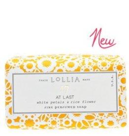 lollia at last box soap