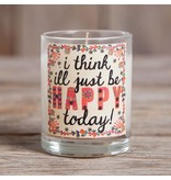 natural life natural life happy today soy votive