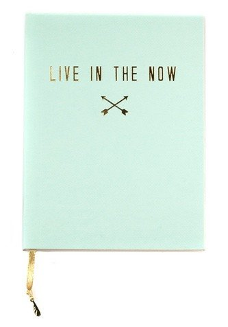 lucky feather live in the now journal