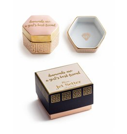 rosanna rosanna jet setter box diamonds are a girl's best friend