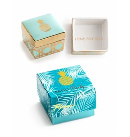 rosanna rosanna patio party box pineapple