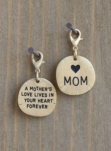 natural life mother's love junk market charm