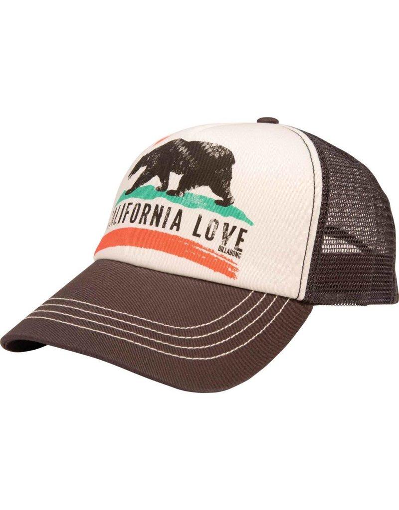 billabong billabong pitstop trucker hat