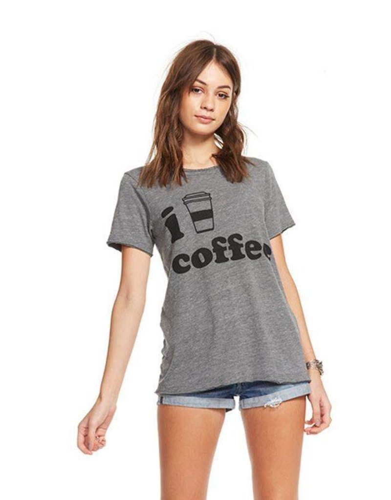 chaser chaser i heart coffee tee