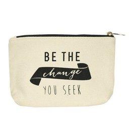 change canvas pouch