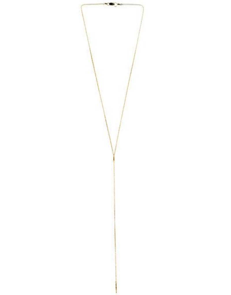 mimi & lu mimi & lu magdalena necklace