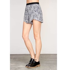 RVCA crossed paths shorts