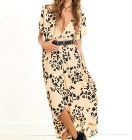 saltwater luxe bombshell maxi leopard