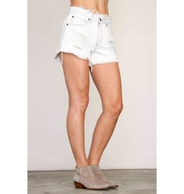 RVCA the bf denim shorts