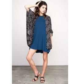 RVCA mays kimono