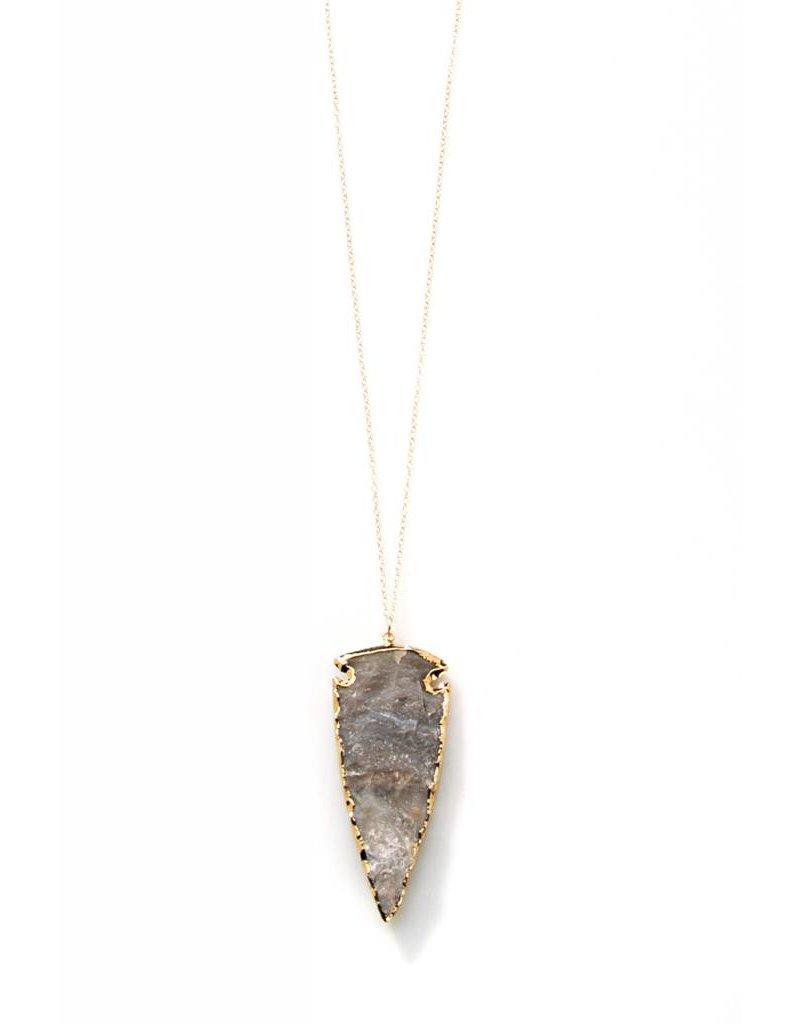 joy dravecky joy dravecky arrowhead necklace