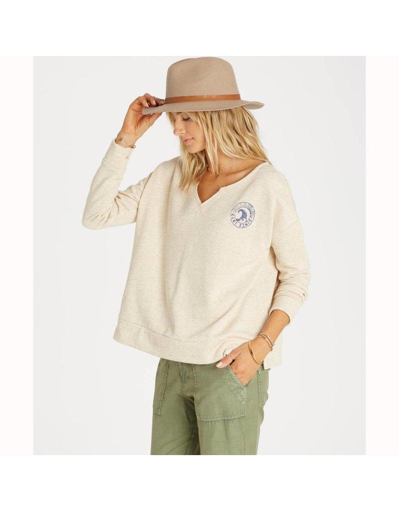 billabong billabong tidal dream sweatshirt