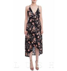 lush tara maxi dress