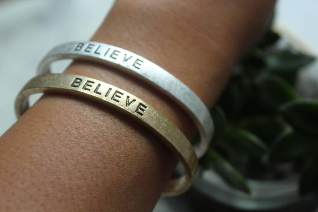 432 believe cuff