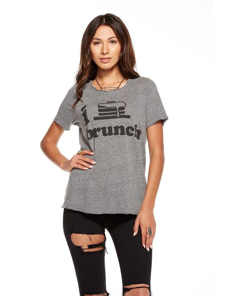 chaser chaser i heart brunch tee