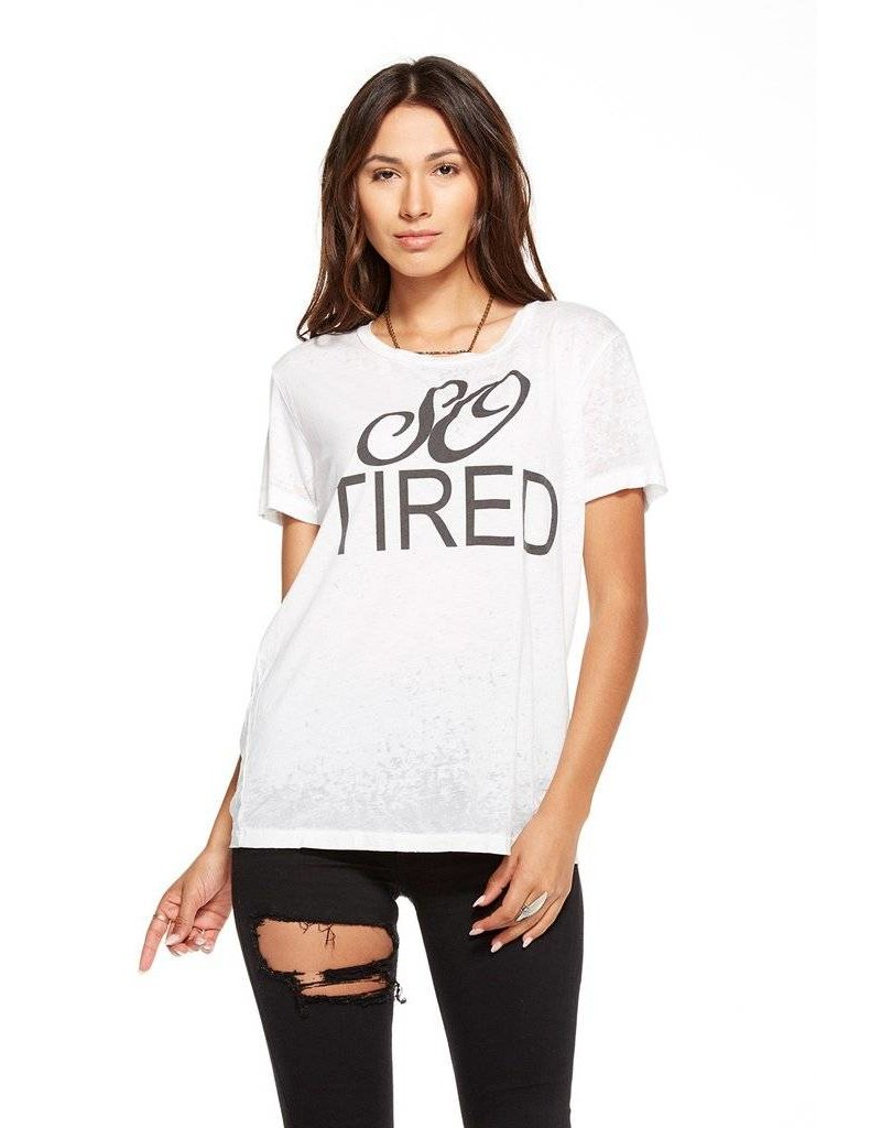 chaser chaser so tired tee