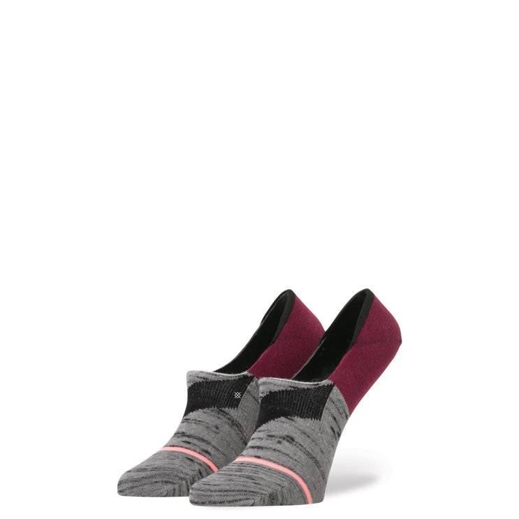 stance black stripe socks