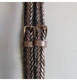 1726 leather belt