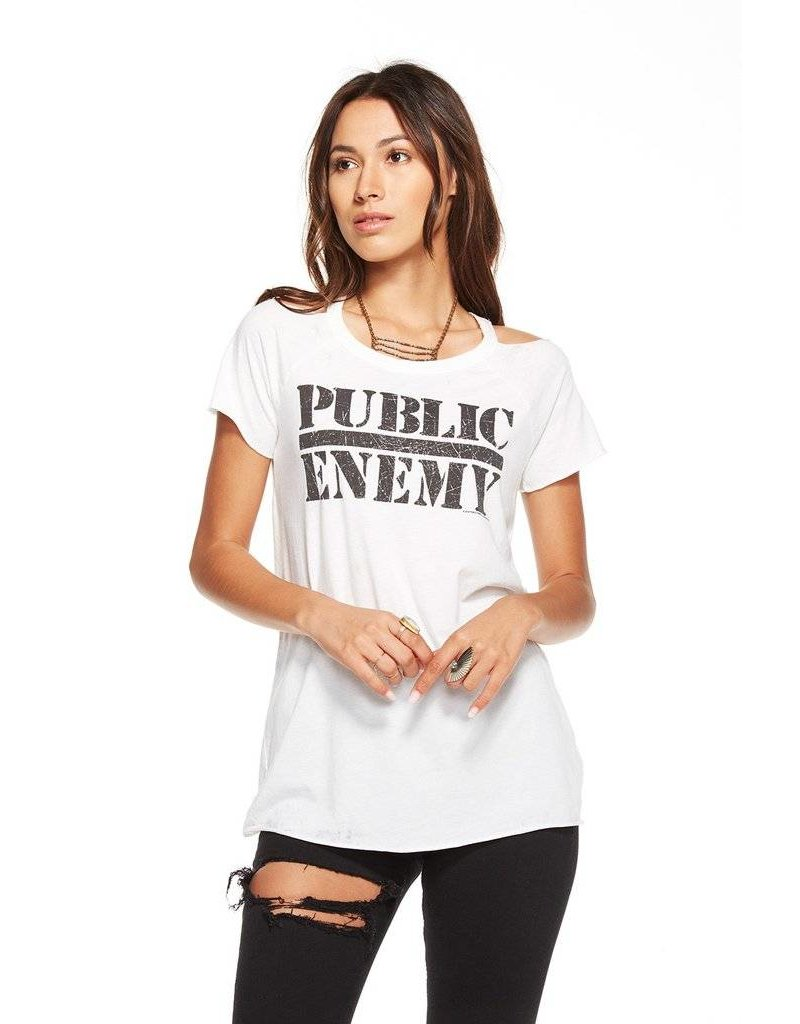chaser chaser public enemy tee