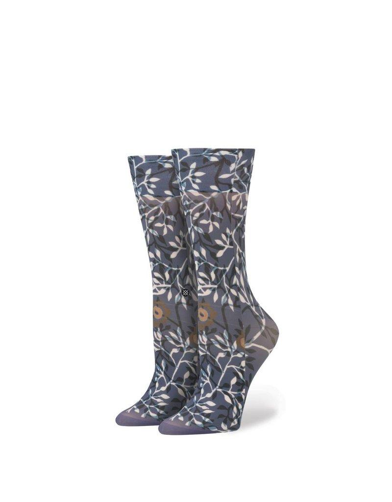 stance stance blue leaf socks