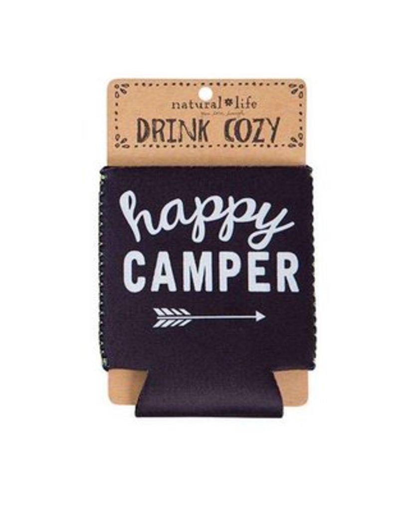 natural life natural life black happy camper cozy