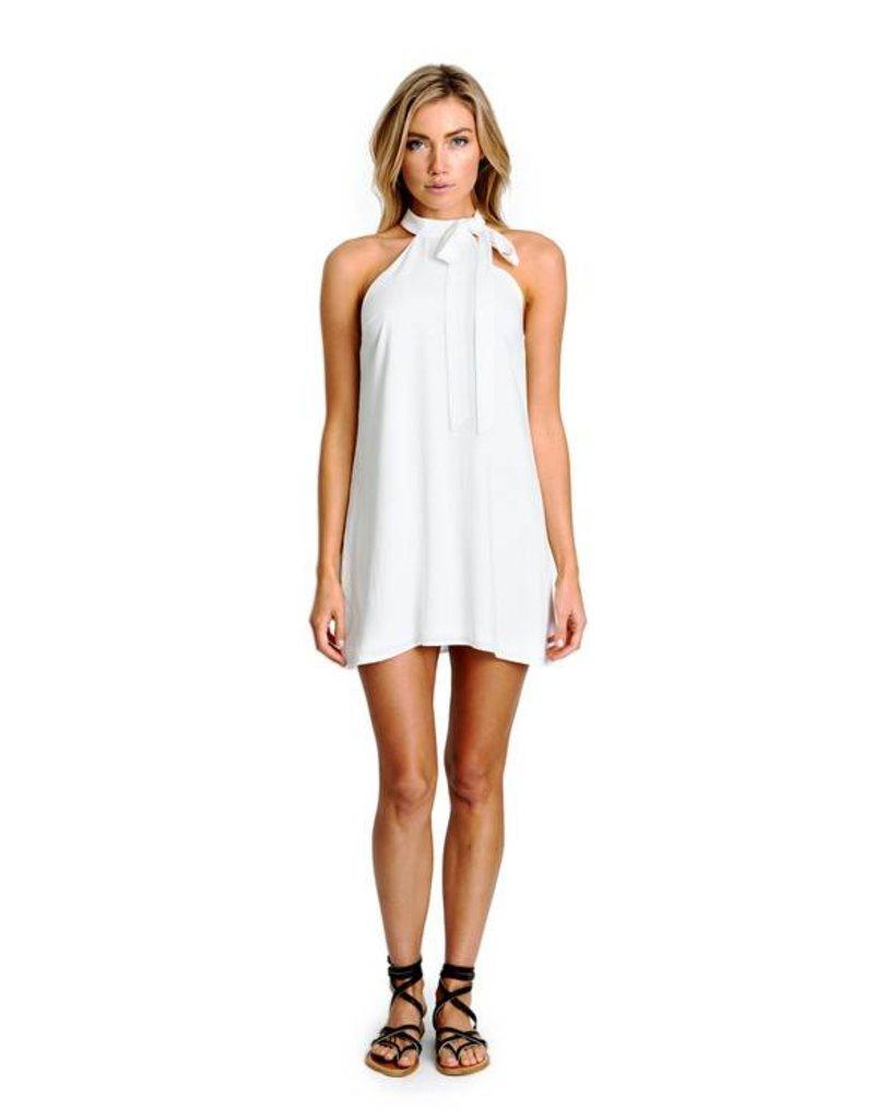 delacy delacy finn halter dress