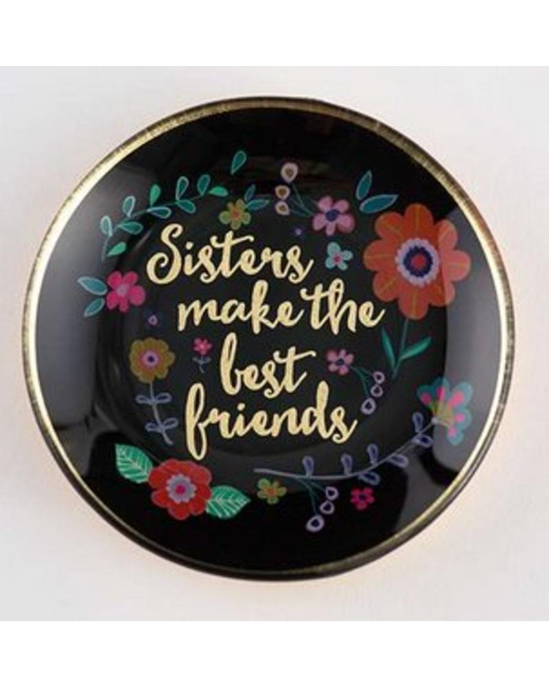 natural life natural life best friends glass tray