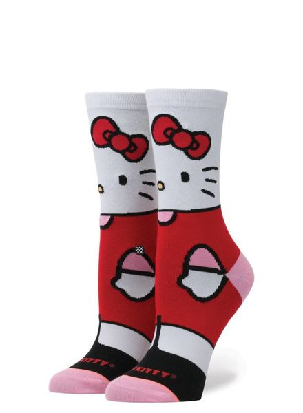 stance hello kitty socks