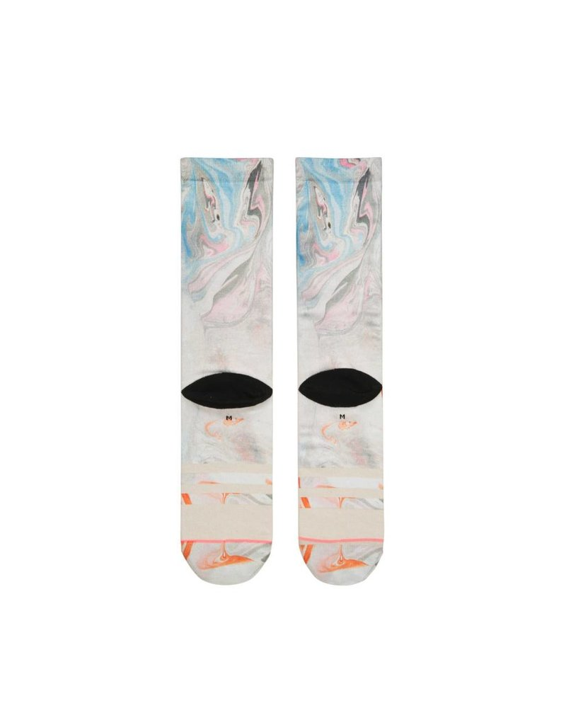 stance stance morning marble crew socks