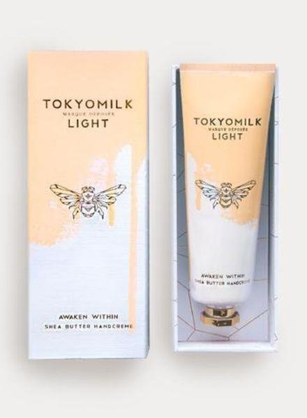 tokyo milk tokyo milk awaken within shea butter handcream