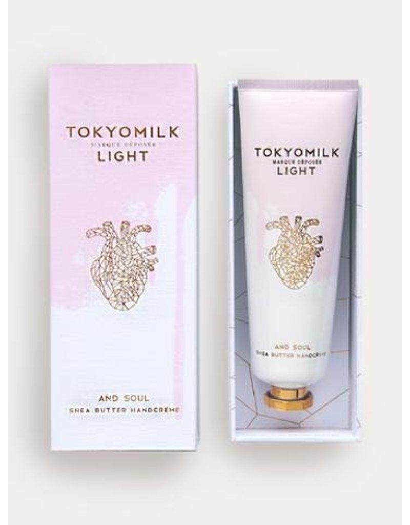 tokyo milk and soul shea butter handcream
