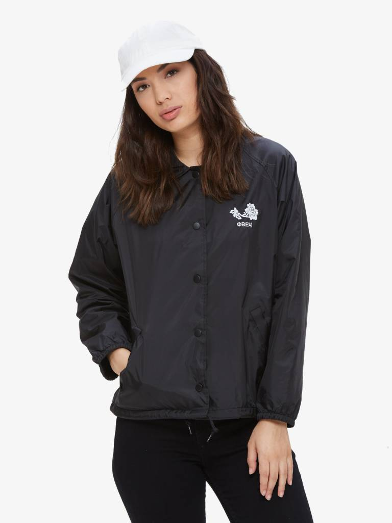 obey obey caviar coaches jacket
