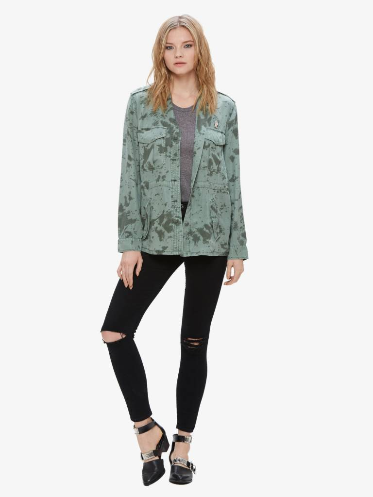 obey obey charlie military jacket