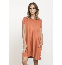 RVCA punch out dress