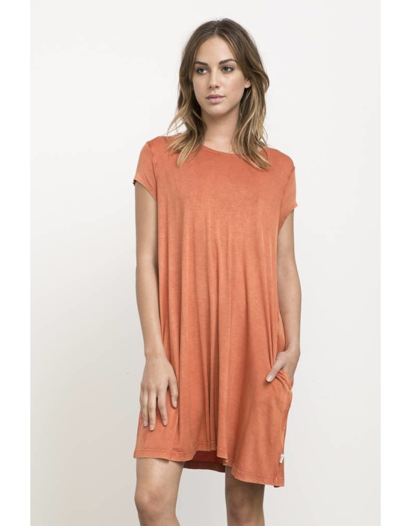 RVCA rvca punch out dress