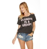 chaser chaser blondie is a group tee