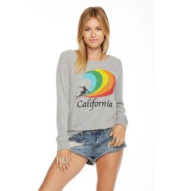 chaser surf california sweater