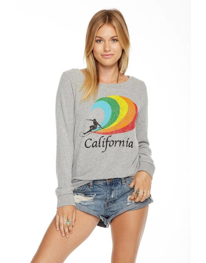 chaser chaser surf california sweater