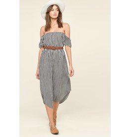 amuse society sheer bliss dress