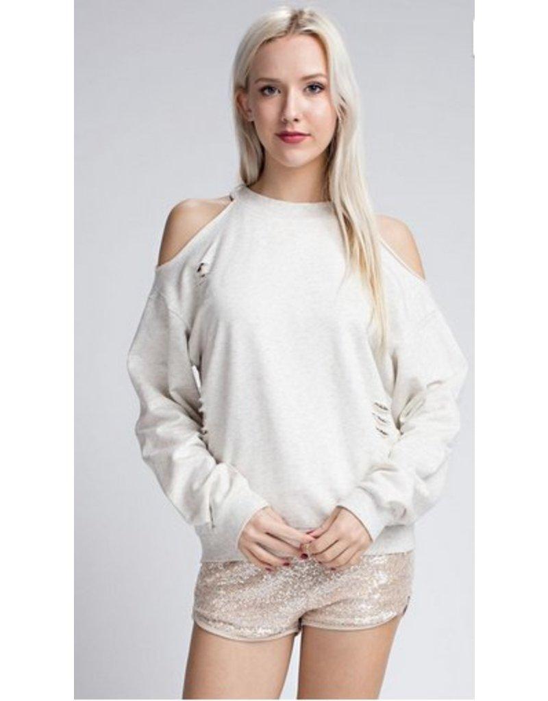 honey punch honey punch denise sweater