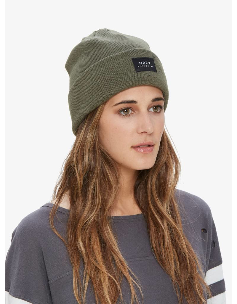 obey obey vernon beanie II