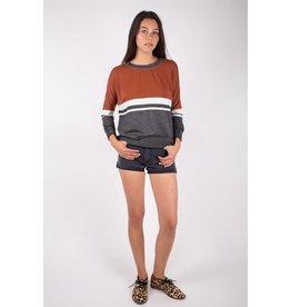 RVCA gym class sweater