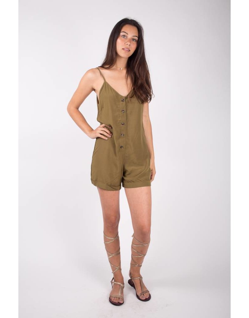 Boys + Arrows boys + arrows feelin' floozy romper