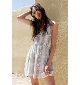 RVCA new palm dress