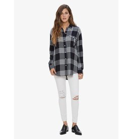 obey chelsea button-down shirt