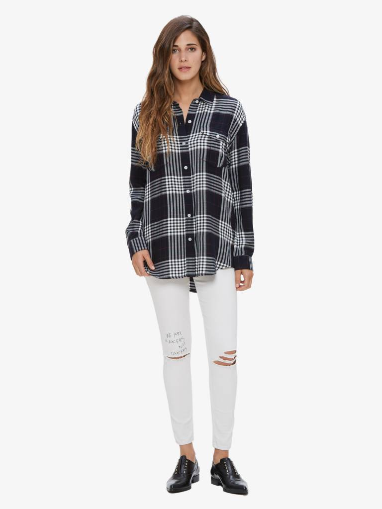 obey obey chelsea button-down shirt