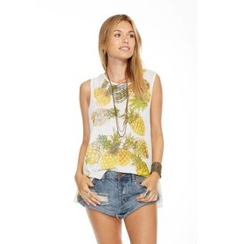 chaser pineapple paradiso tank