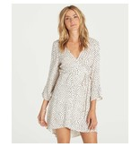 billabong billabong wrap it up dress