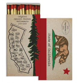 california matches