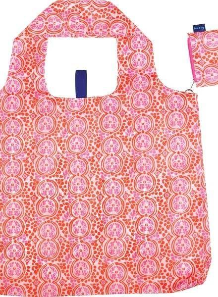 bella pink blu bag
